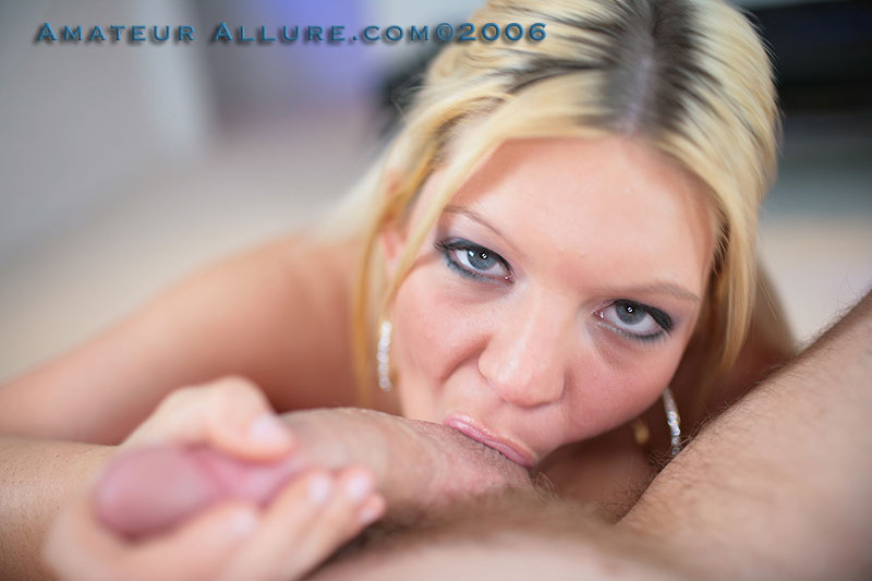 Amateur allure great orgasm